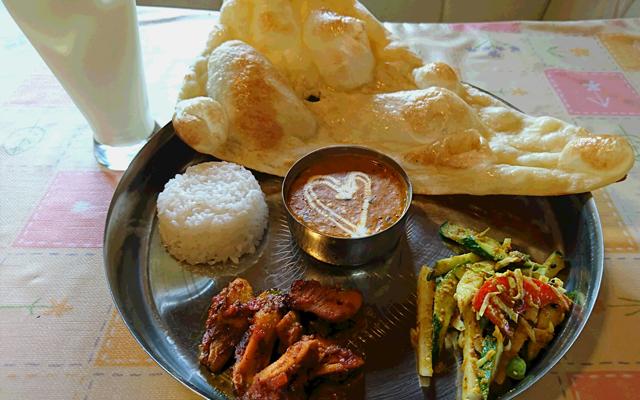 31 インド ネパール料理 トゥルシー