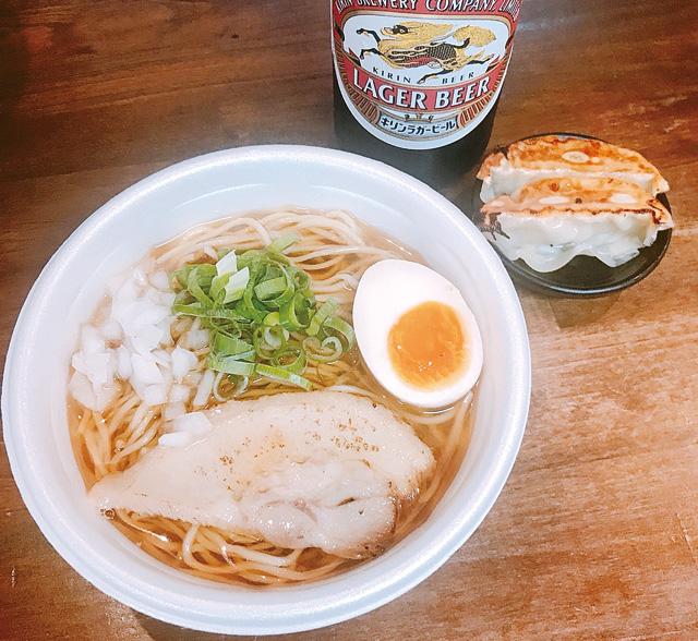 らぁ麺  若村  (じゃくそん)